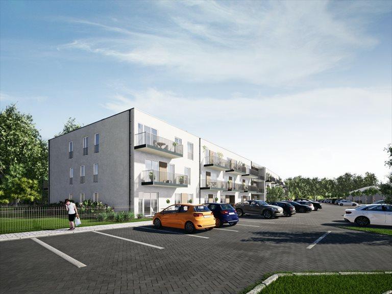 Nowe mieszkanie trzypokojowe Kleszczewo Park Kleszczewo  60m2 Foto 4