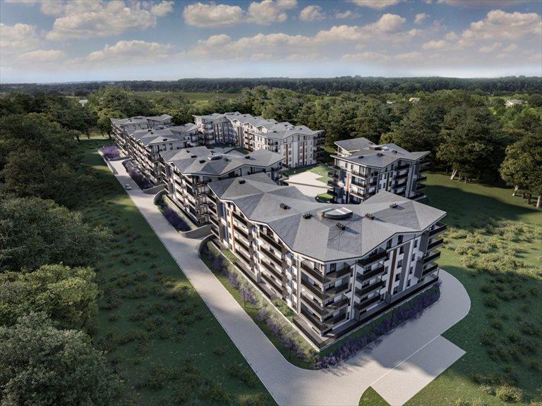 Nowe mieszkanie trzypokojowe Botanic Park Łódź, Polesie, Konstantynowska 64c  65m2 Foto 1