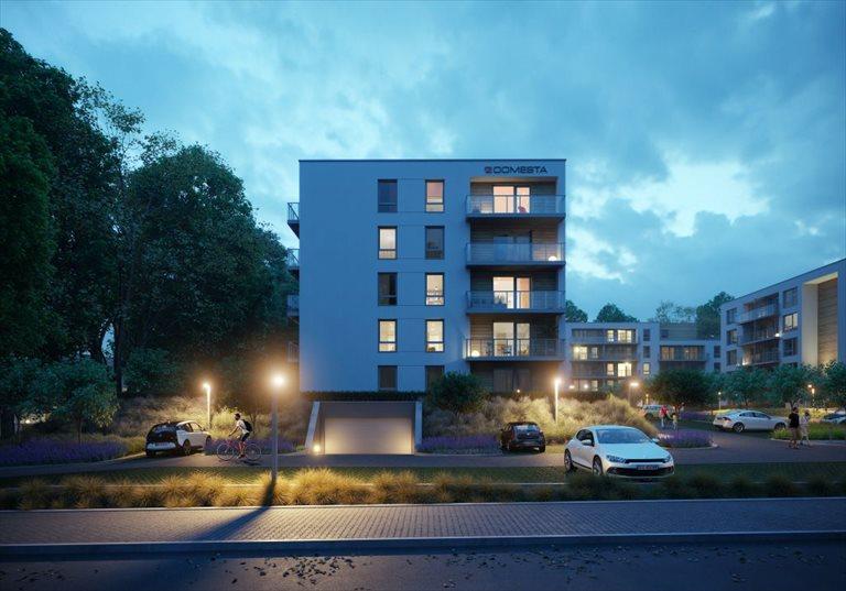 Nowe mieszkanie dwupokojowe Leszczynowy Park Gdańsk, Jasień, Leszczynowa  46m2 Foto 2
