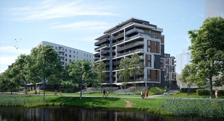 Nowe mieszkanie dwupokojowe INSPIRE Katowice, Dolina Trzech Stawów, Gen. W. Sikorskiego 41  46m2 Foto 1