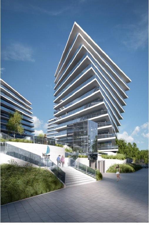 Nowe mieszkanie dwupokojowe Wave Apartments Międzyzdroje, Gryfa Pomorskiego 70  42m2 Foto 1