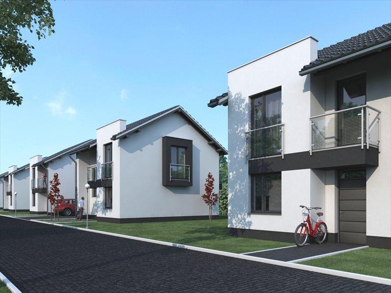 Nowy dom Domy wolnostojące - Nowe osiedle Niepołomice Niepołomice, Centrum, Wrzosowa  82m2 Foto 4