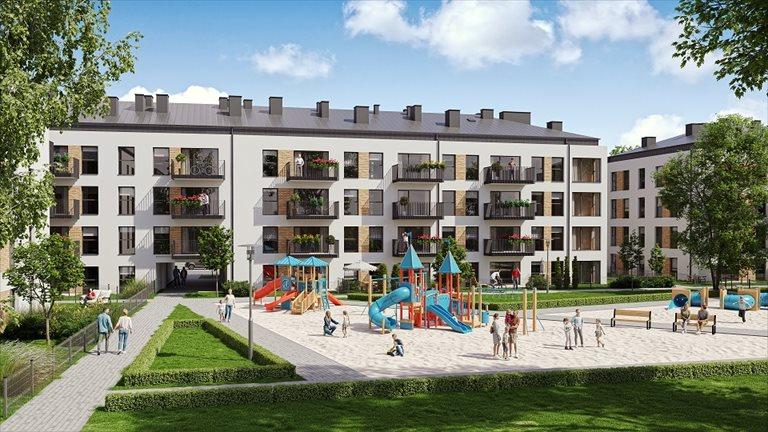 Nowe mieszkanie dwupokojowe Kleszczewo Park Kleszczewo  52m2 Foto 3