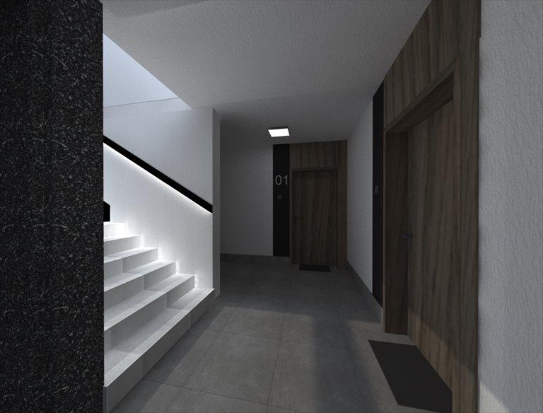 Nowe mieszkanie trzypokojowe Royal Smart Studios Etap II Gliwice, Politechnika, Pszczyńska 51  40m2 Foto 8