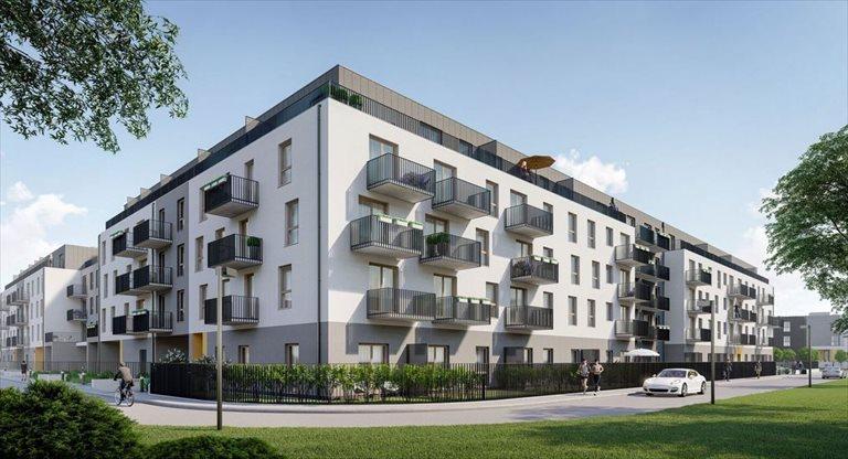Nowe mieszkanie dwupokojowe KAJDASZA Wrocław, Krzyki, Kajdasza  69m2 Foto 2
