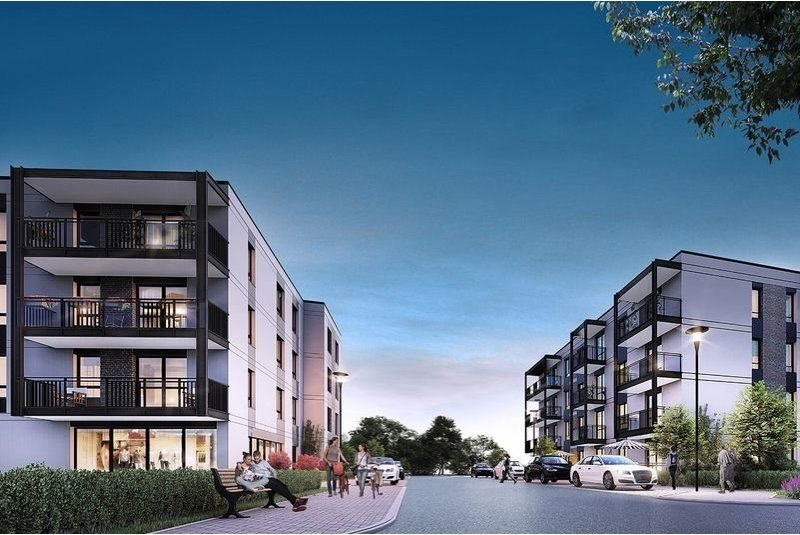Nowe mieszkanie trzypokojowe City Sfera Warszawa, Włochy, Wiktoryn  73m2 Foto 1