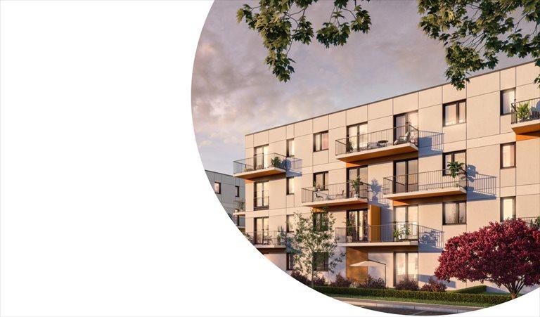 Nowe mieszkanie trzypokojowe Zielone Zamienie IV Zamienie, Waniliowa/Czekoladowa  58m2 Foto 5