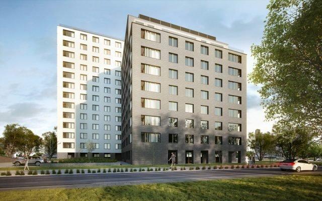 Nowe mieszkanie trzypokojowe Nowe Centrum Południowe II etap Wrocław, Krzyki, Gwiaździsta  62m2 Foto 1