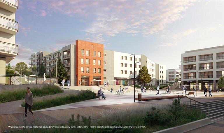 Nowe mieszkanie Wolne Miasto etap VI Gdańsk, Cedrowa 37  56m2 Foto 4