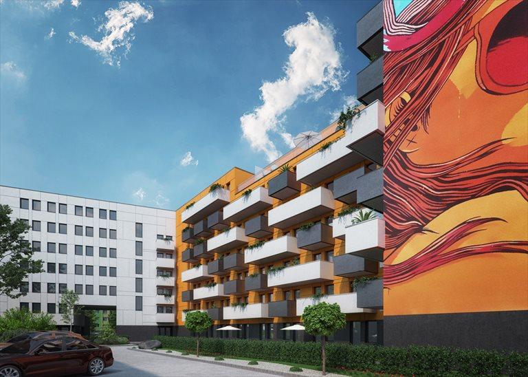 Nowe mieszkanie dwupokojowe Microklimat Wrocław, Brzoskwiniowa  51m2 Foto 3