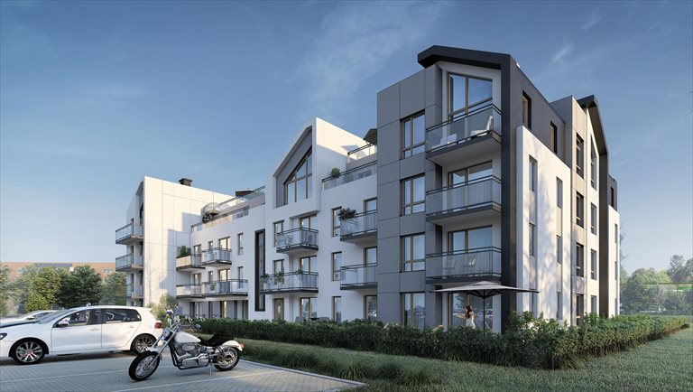 Nowe mieszkanie trzypokojowe Jupiter Gdańsk, Galaktyczna 20  66m2 Foto 5