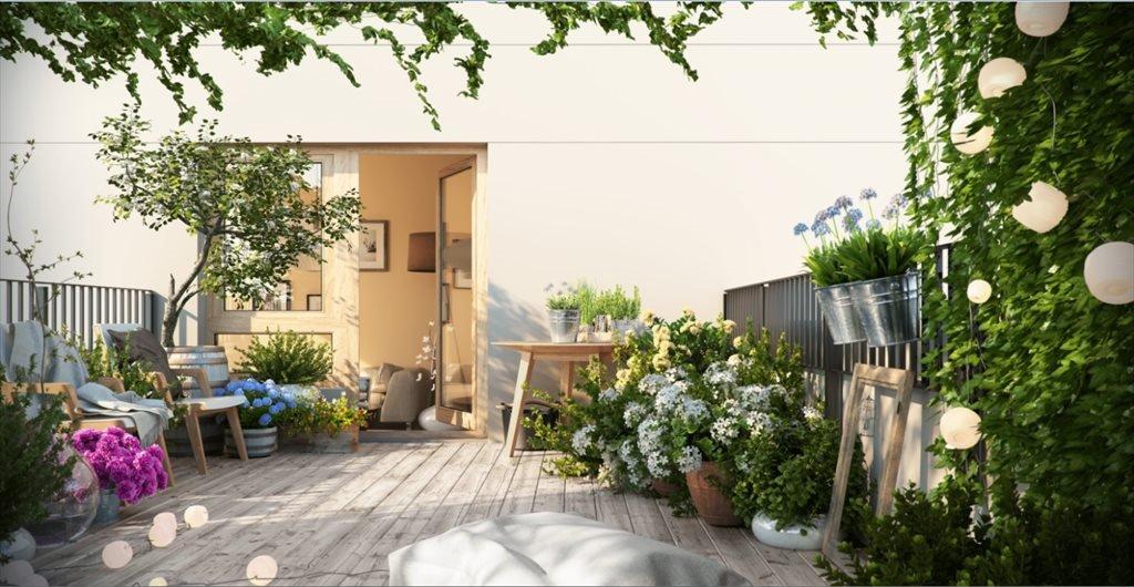 Nowe mieszkanie dwupokojowe Park Skandynawia Warszawa, Praga Południe, Jana Nowaka-Jeziorańskiego 8  46m2 Foto 11