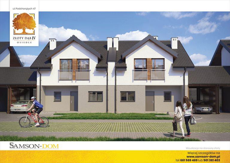 Nowy dom ZŁOTY DĄB IV Łódź, Podchorążych 47  99m2 Foto 5