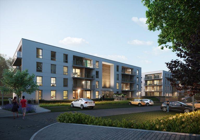 Nowe mieszkanie dwupokojowe Leszczynowy Park Gdańsk, Jasień, Leszczynowa  46m2 Foto 3