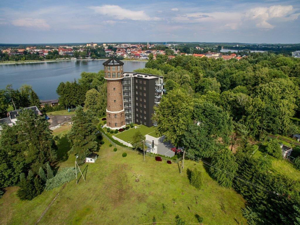 Wieża Apartamenty Wałcz, Plac Polski 3  Foto 1