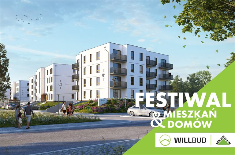 Nowe mieszkanie dwupokojowe Osiedle Janowo Park Rumia, Janowo  43m2 Foto 2