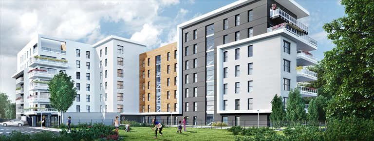 Nowe mieszkanie SREBRZYŃSKA PARK III Łódź, Polesie, Srebrzyńska 42B  128m2 Foto 3