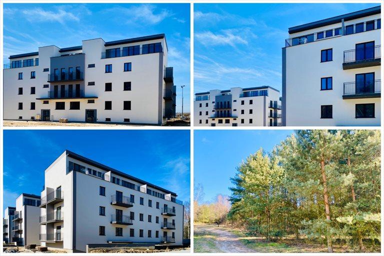 Nowe mieszkanie trzypokojowe Osiedle Poznańskie Poznań, Czapury, Poznańska 3  42m2 Foto 11