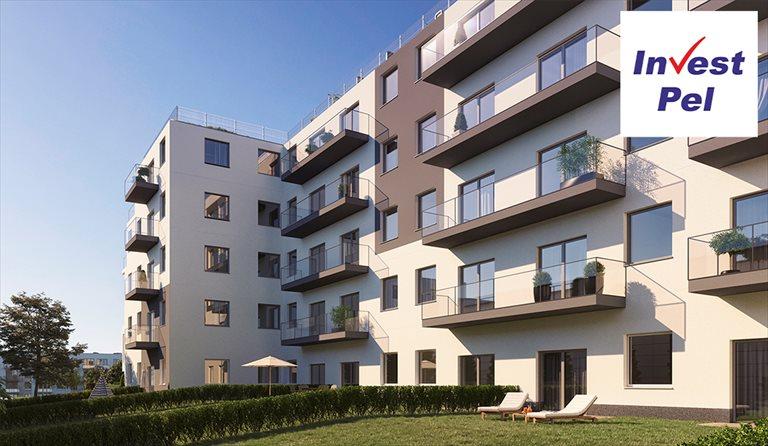 Nowe mieszkanie dwupokojowe Gdańskie Tarasy Gdańsk, Jasień, ul. Kartuska 422  94m2 Foto 3