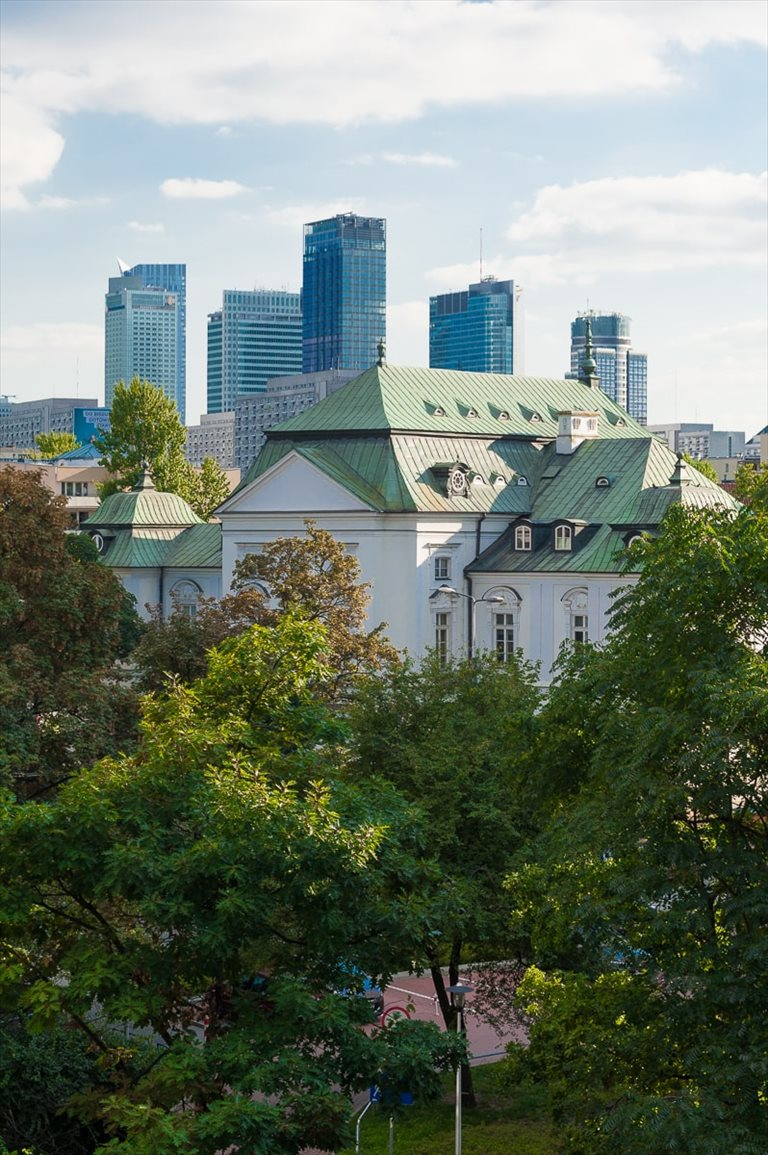 Nowe mieszkanie czteropokojowe  PRZY ARSENALE Warszawa, Śródmieście, Al.Solidarności 60B  102m2 Foto 3