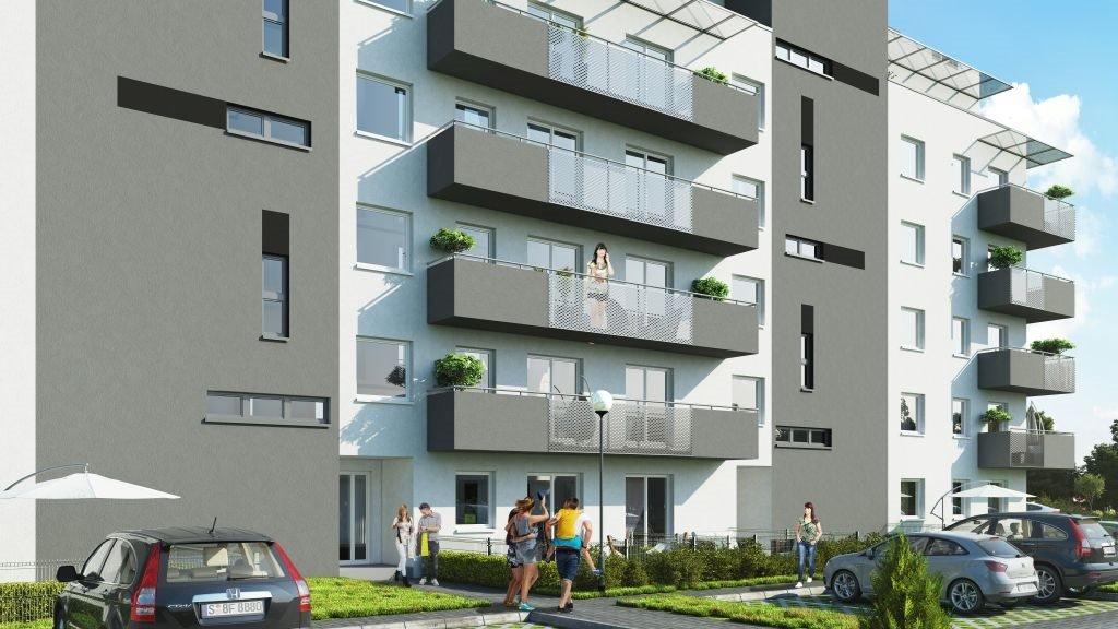 Nowe mieszkanie trzypokojowe Malta Wołkowyska Poznań, Rataje, Wołkowyska  77m2 Foto 8