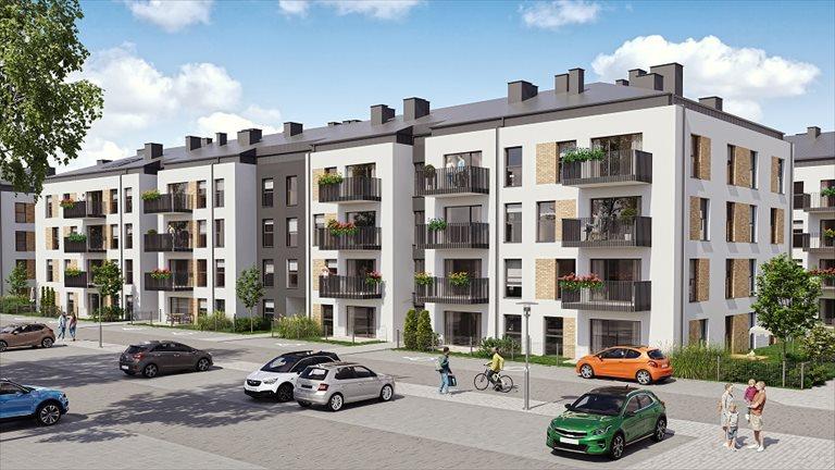 Nowe mieszkanie dwupokojowe Kleszczewo Park Kleszczewo  52m2 Foto 2