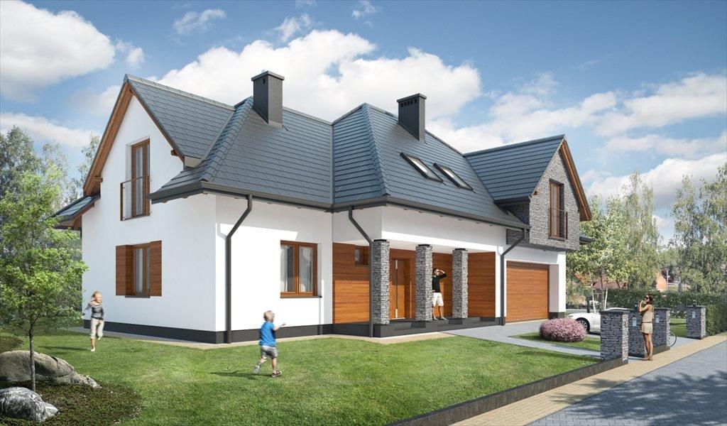 Nowy dom PARK BRZOZOWY Wieliczka okolice  240m2 Foto 1