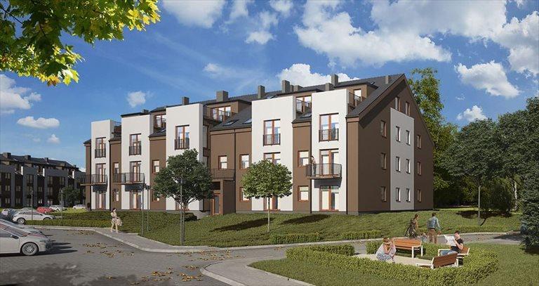 Nowe mieszkanie dwupokojowe Mieszkania Blisko Szczecina Skarbimierzyce, Ul. Klubowa  50m2 Foto 1