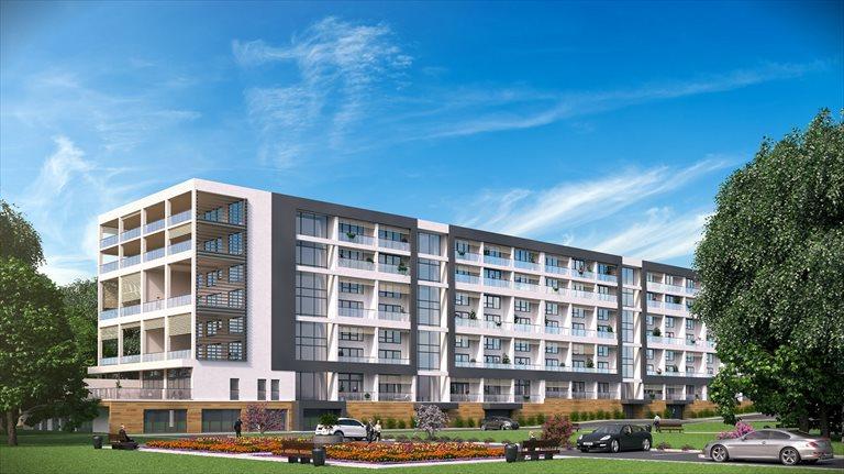 Nowe mieszkanie trzypokojowe Apartamenty Zdrowie Łódź, Polesie, Orzechowa 3  99m2 Foto 1