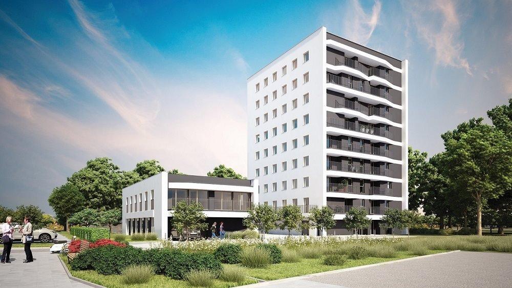 Mieszkanie dwupokojowe na sprzedaż Kordeckiego 6 Poznań, Górczyn, Kordeckiego 6  52m2 Foto 1