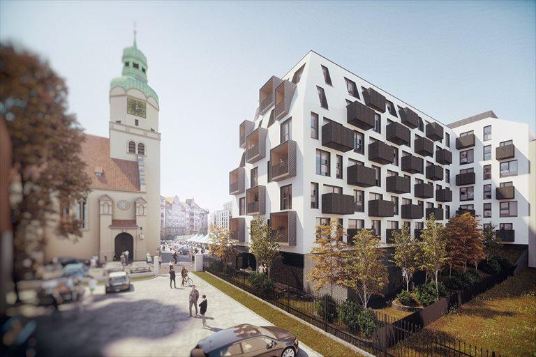 Nowe mieszkanie trzypokojowe Rynek Wildecki 3 Poznań, Wilda, Rynek Wildecki 3  67m2 Foto 1