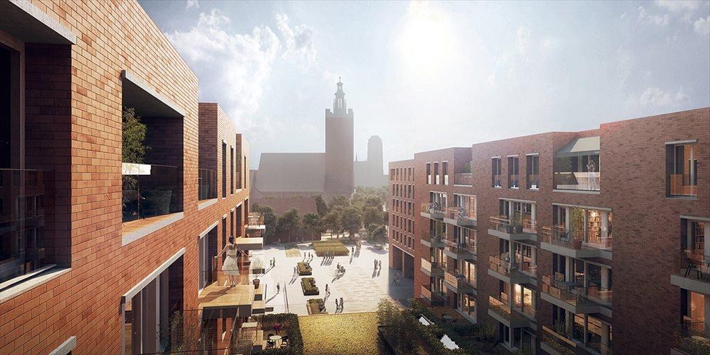 Nowa kawalerka Apartamenty Rajska 8 Gdańsk, Śródmieście, Rajska 8  40m2 Foto 3