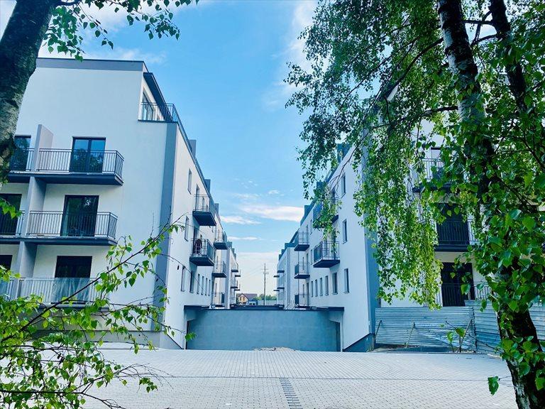 Nowe mieszkanie trzypokojowe Osiedle Poznańskie Poznań, Czapury, Poznańska 3  42m2 Foto 5