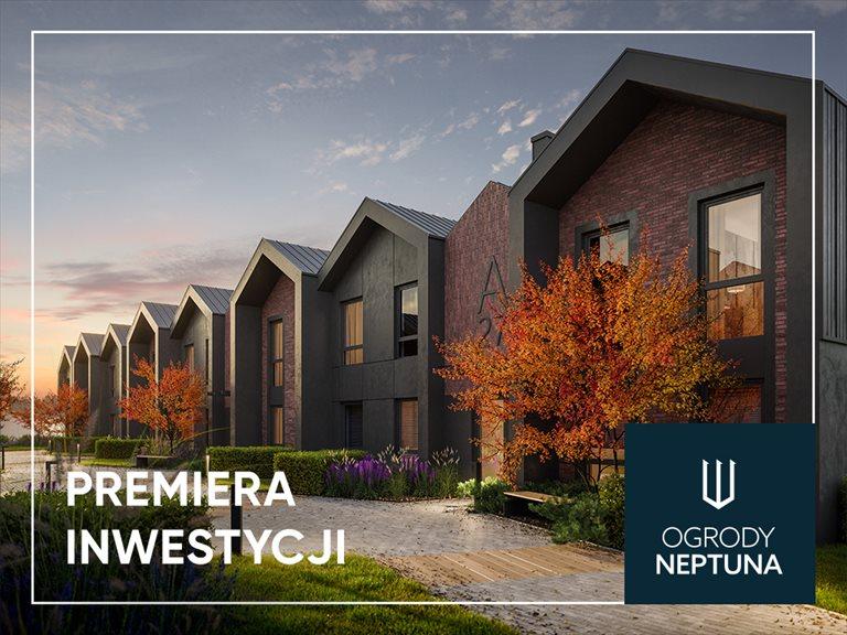 Nowe mieszkanie trzypokojowe Ogrody Neptuna Gdańsk, Gdańsk Olszynka, ul. Olszyńska  57m2 Foto 1