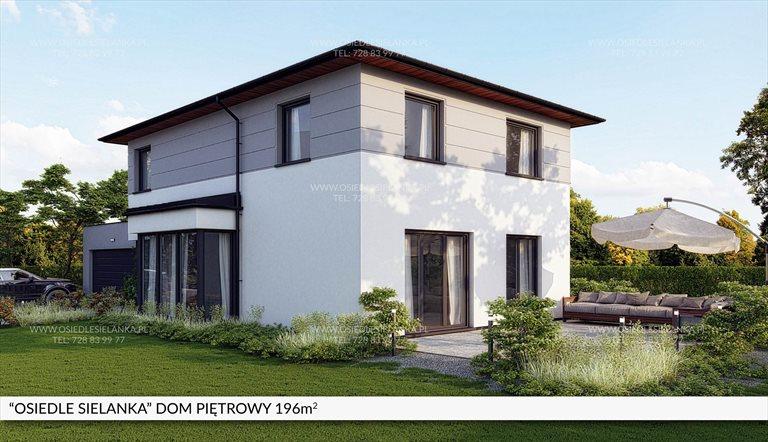 """Nowy dom """"OSIEDLE SIELANKA"""" Mikołów V etap Mikołów, Śmiłowice, Jastrzębia  196m2 Foto 2"""