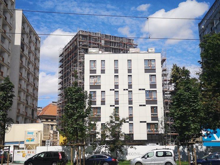 Nowy lokal użytkowy Przy Arsenale - lokale Warszawa, Śródmieście, Al. Solidarności 60B  36m2 Foto 7