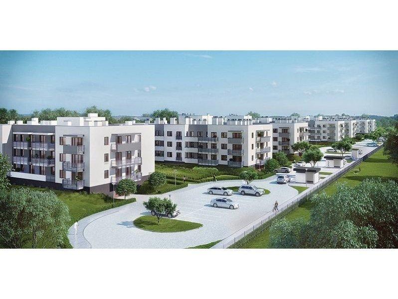 Mieszkanie czteropokojowe  na sprzedaż Zielona Dolina Warszawa, Białołęka, Ostródzka 268  69m2 Foto 1