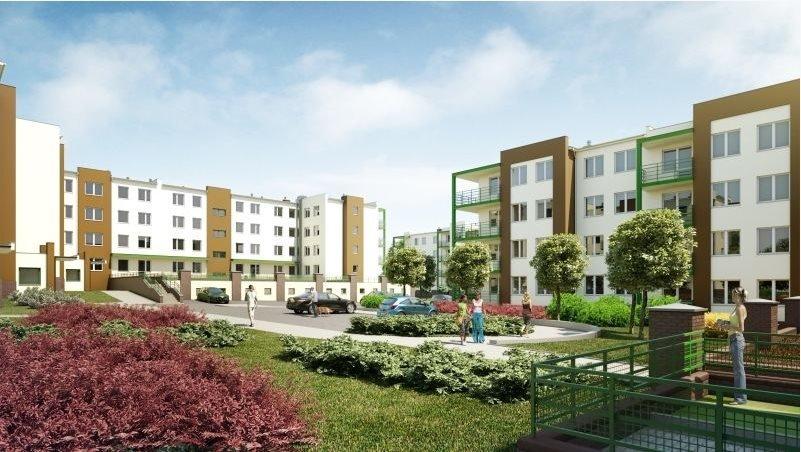 Nowe mieszkanie trzypokojowe OSIEDLE POLESIE V Świdnik, ul. Klonowa 69  68m2 Foto 10
