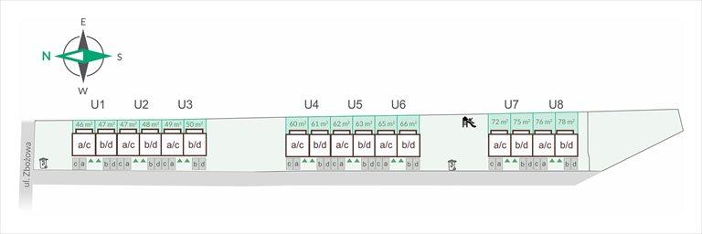 Nowe mieszkanie Osiedle Klonowe 11b Wieliczka, Zbożowa  66m2 Foto 9