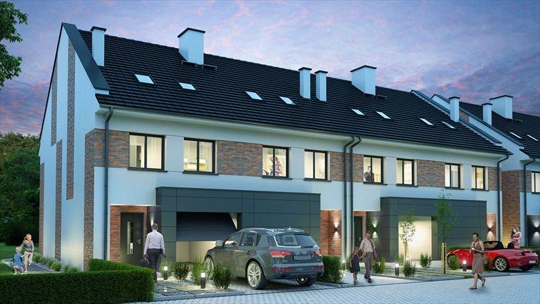 Nowy dom Osiedle na Wspólnej Radomierzyce, Wrocławska  141m2 Foto 2