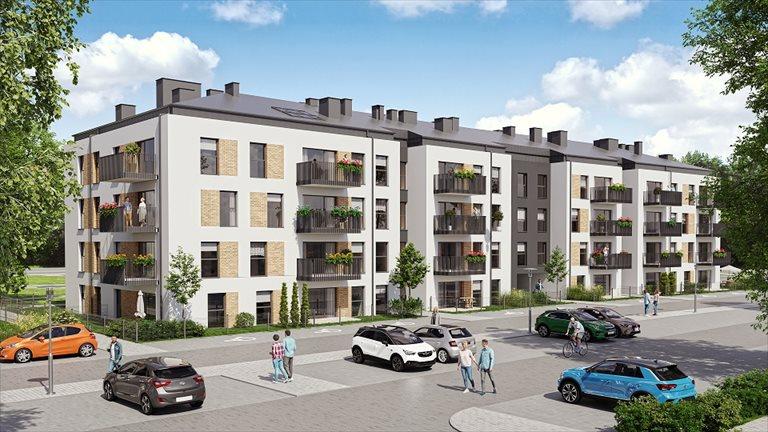 Nowe mieszkanie dwupokojowe Kleszczewo Park Kleszczewo  52m2 Foto 1
