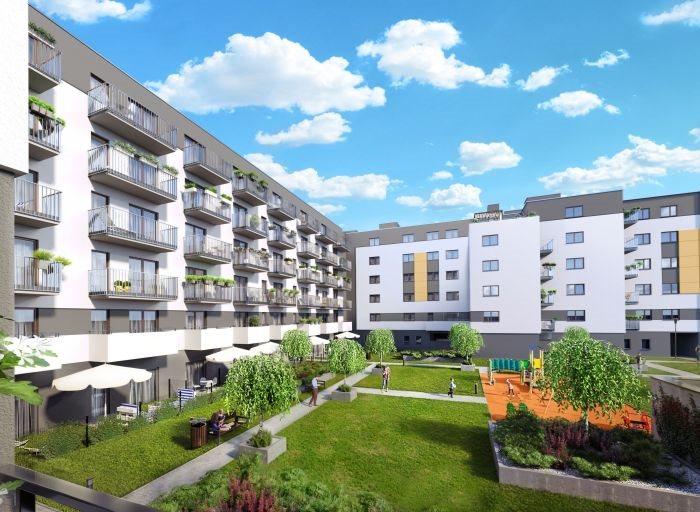 Nowe mieszkanie trzypokojowe Nowe Ogrody Poznań, Jeżyce, Wola, Meissnera 2  60m2 Foto 3
