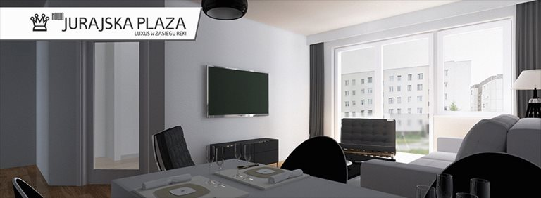 Nowe mieszkanie dwupokojowe Jurajska Plaza Etap II Kielce, Jurajska  43m2 Foto 1