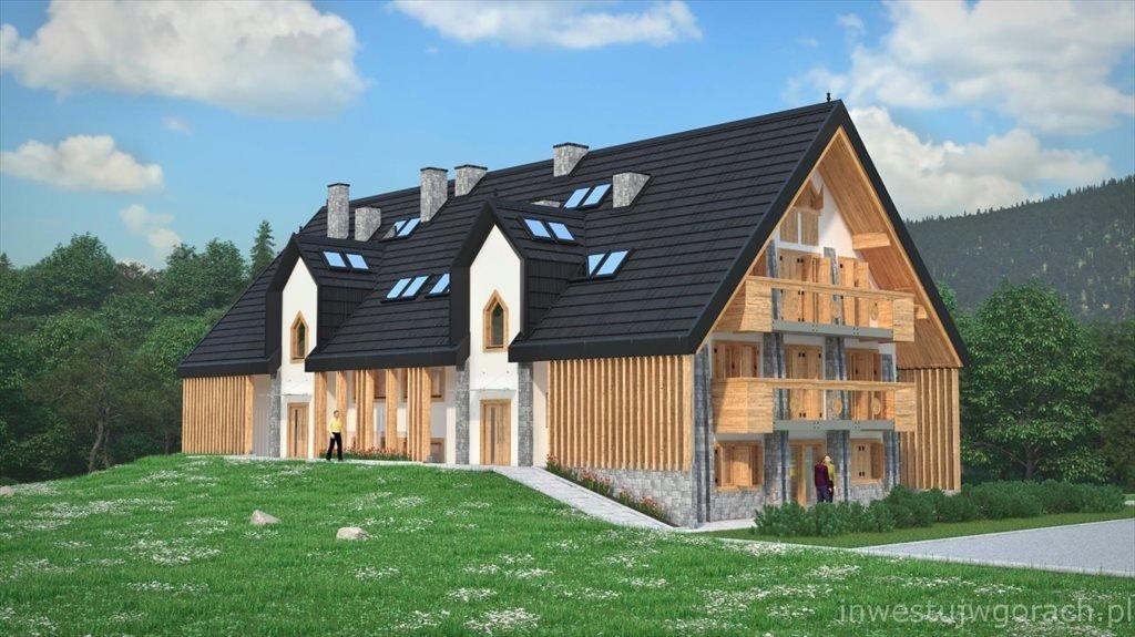 Nowe mieszkanie dwupokojowe Antałówka Residence Zakopane, Droga na Antałówkę 11  39m2 Foto 7