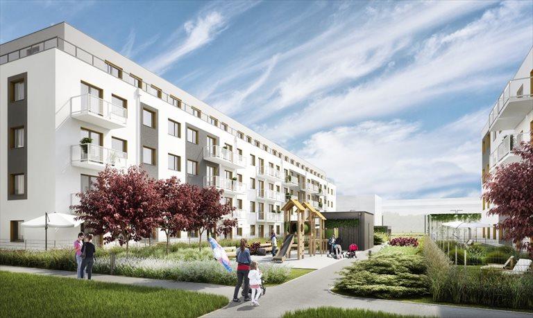 Nowe mieszkanie trzypokojowe Buforowa 89 Wrocław, Buforowa 89  49m2 Foto 1