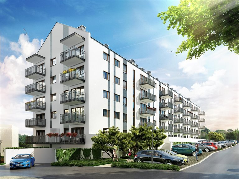 Nowe mieszkanie Osiedle Tęczowy Las etap II Olsztyn/Bartąg, Tęczowy Las 5  105m2 Foto 1