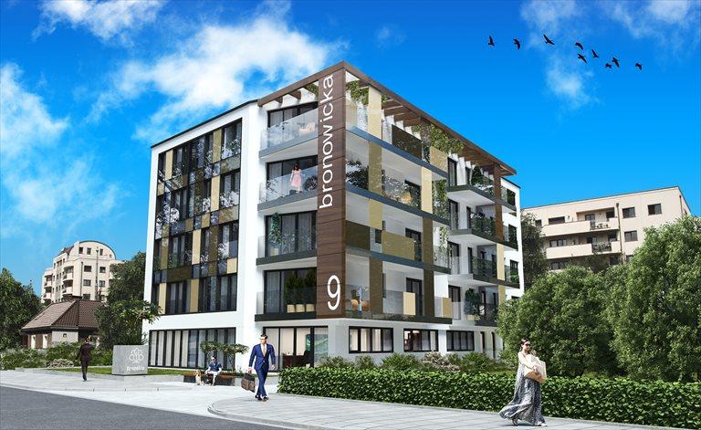 Nowe mieszkanie dwupokojowe BronoVia Kraków, Bronowicka 9  47m2 Foto 2