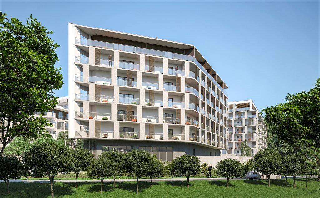 Nowe mieszkanie dwupokojowe Dzielnica Parkowa Rzeszów, Słocina, Paderewskiego  43m2 Foto 3