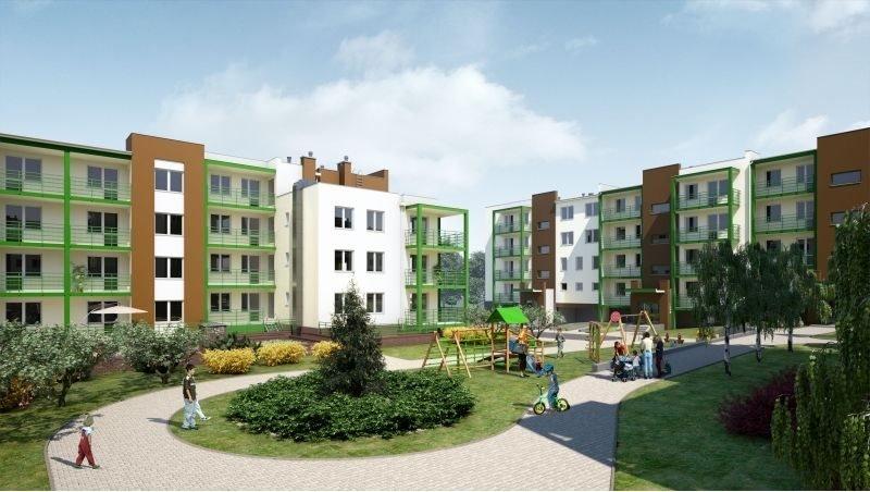 Nowe mieszkanie trzypokojowe OSIEDLE POLESIE V Świdnik, ul. Klonowa 69  68m2 Foto 6
