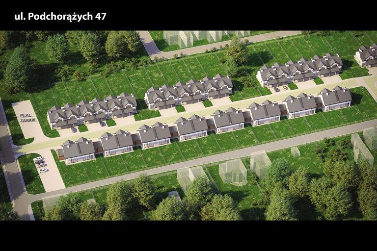 Nowy dom ZŁOTY DĄB IV Łódź, Podchorążych 47  99m2 Foto 7